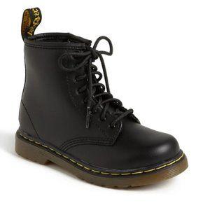DR. MARTENS Junior boot Black kids 4/ wmns 5